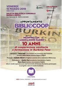 locandina bibliocoop